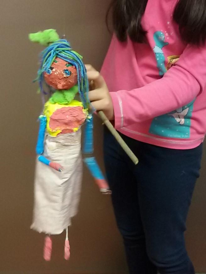 Marionettenbeispiel